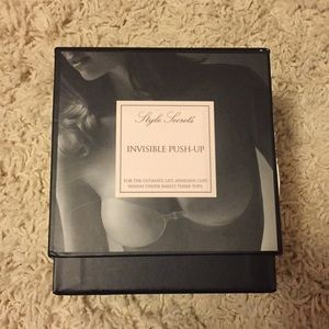 NWT sealed VS invisible push up bra